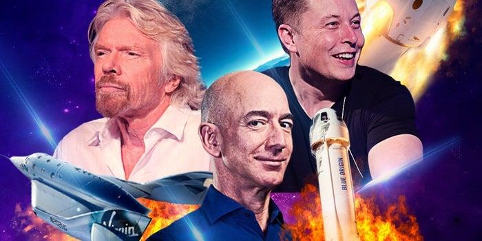 ¡Millonarios en el espacio 2! El turismo fuera de la Tierra