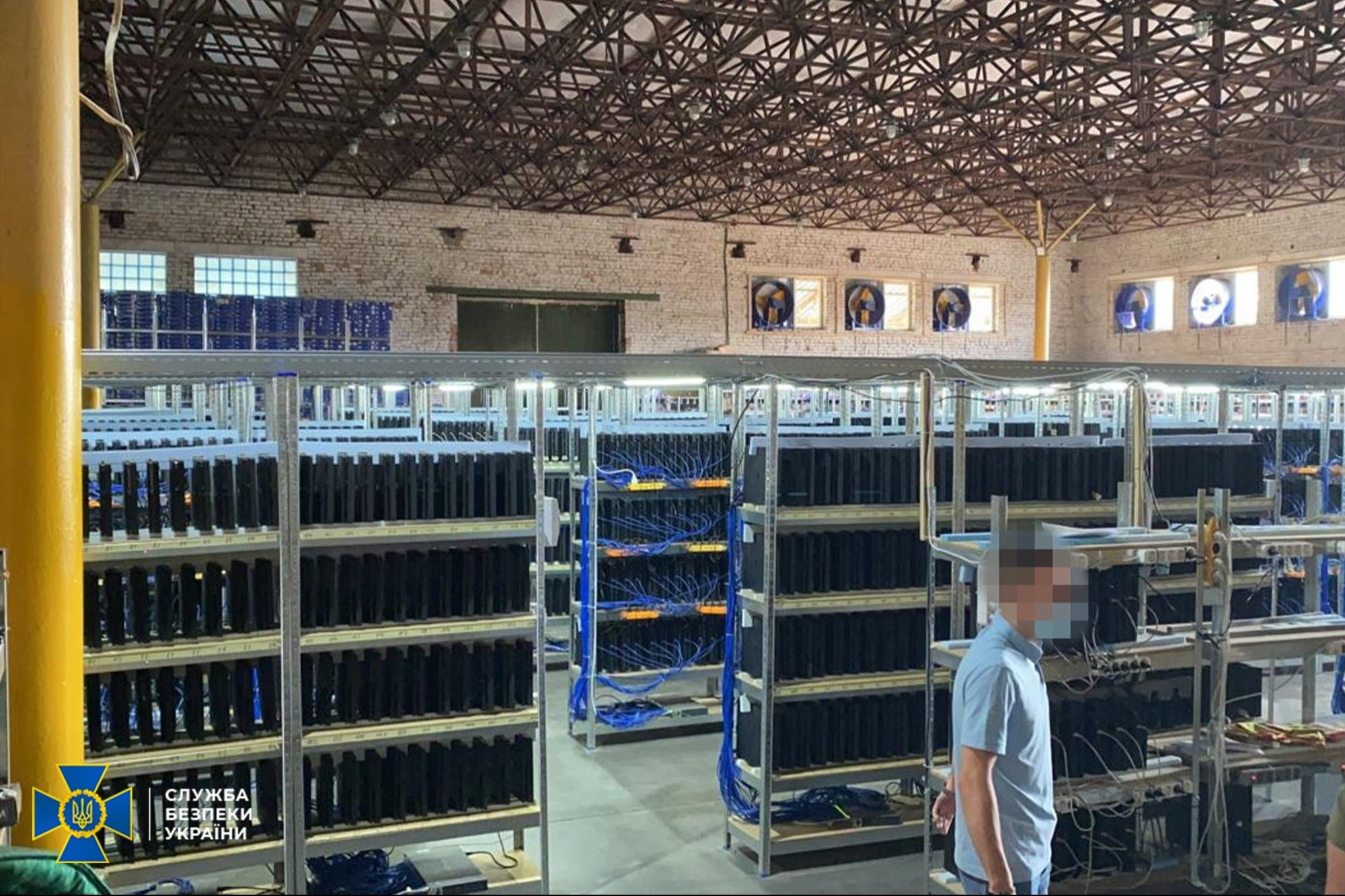 It wasn't Bitcoin mining! All 3,800 PlayStation performed FIFA to get prizes and resell them