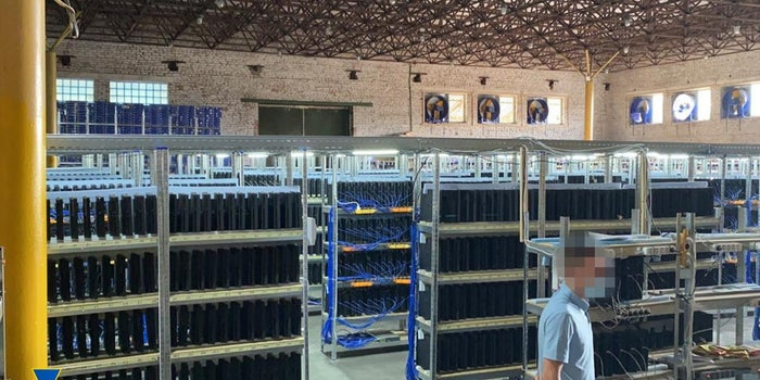 It wasn't Bitcoin mining! All 3,800 PlayStation played FIFA to get prizes and resell them