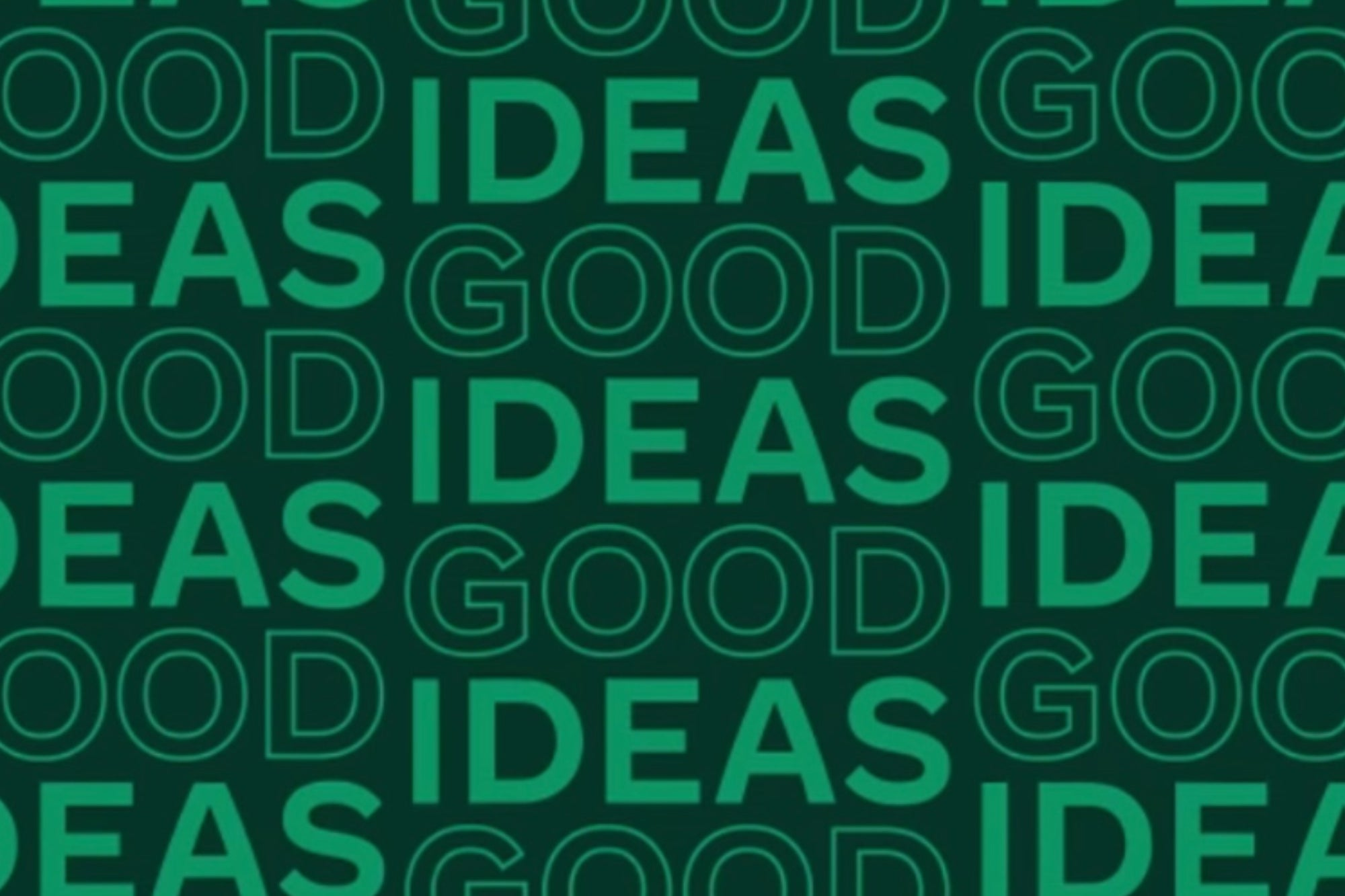 Here's What I Learned at the Facebook Good Ideas Festival