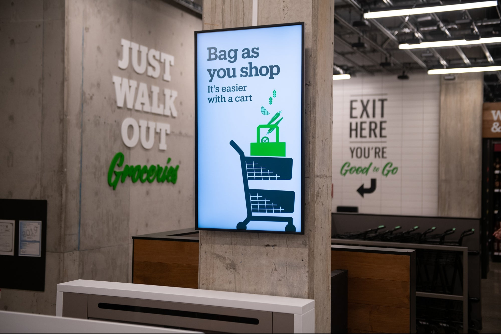 Will Stores Without Cashiers Become Our New Reality?