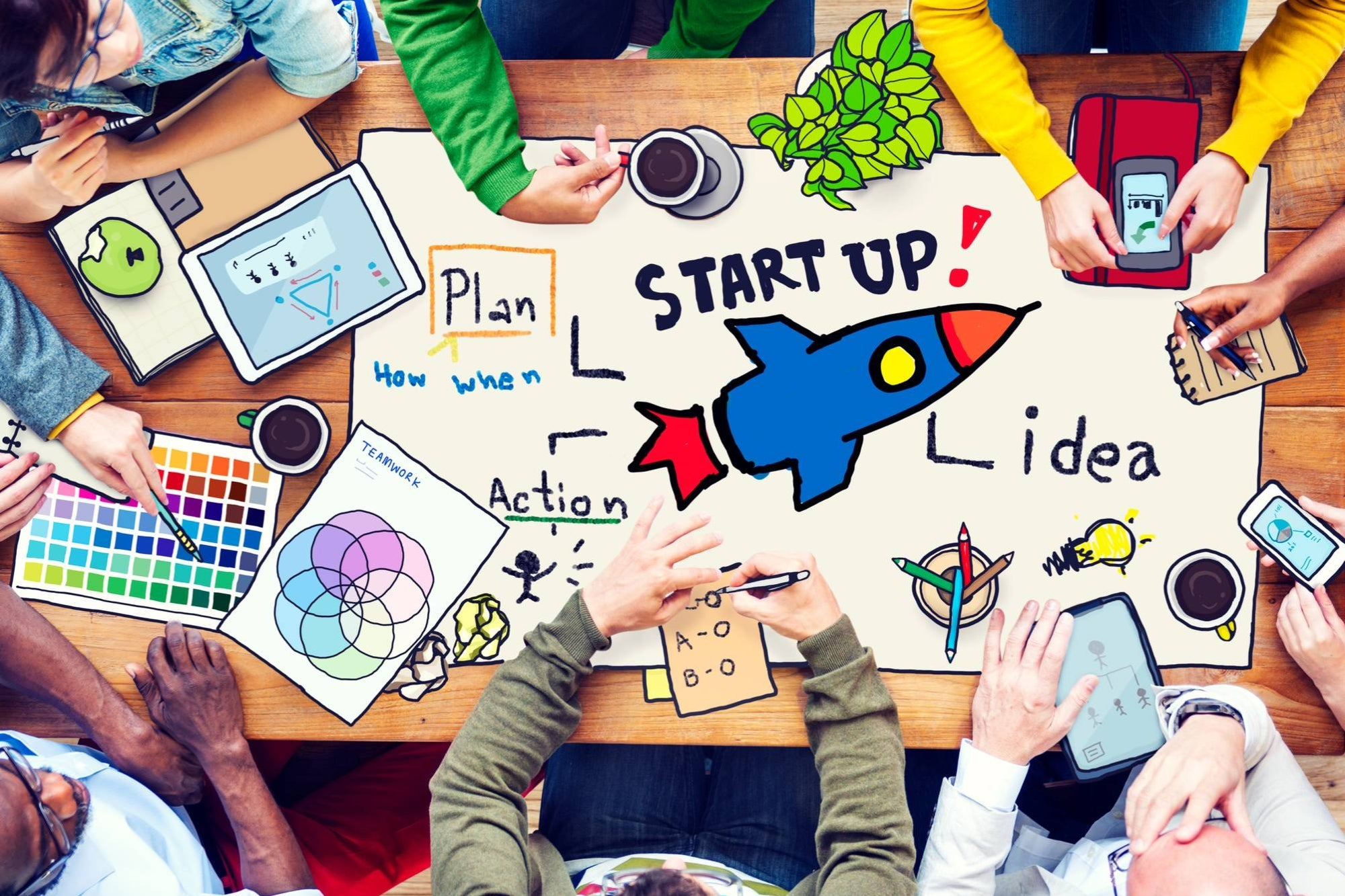 5 strategies that every startup should implement to sustain its business