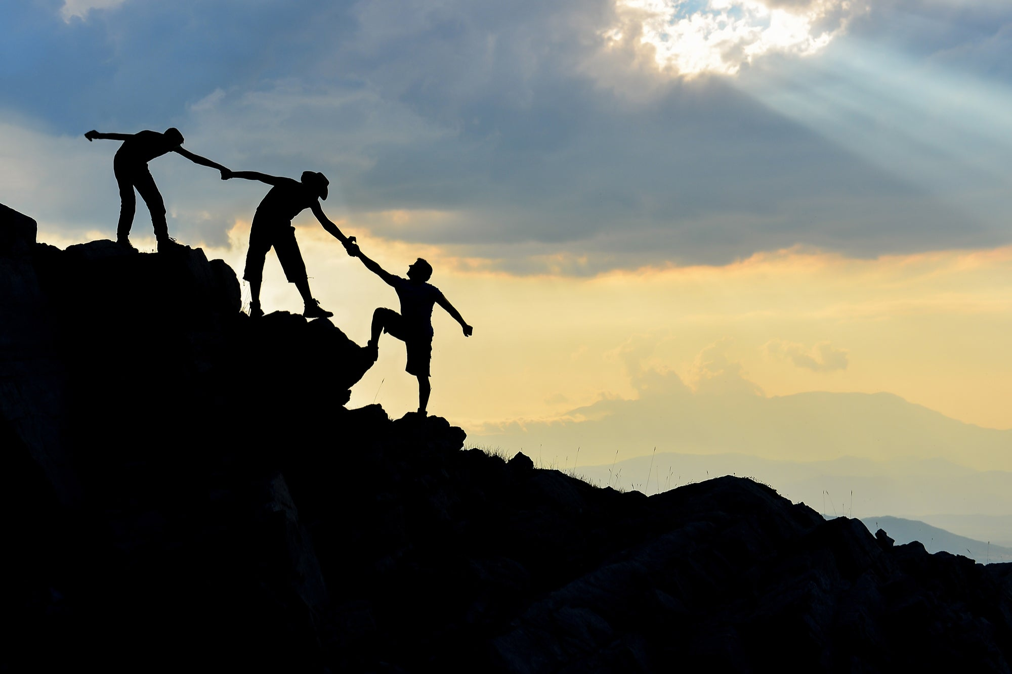 The 4 traits of good leaders to be empathetic and achieve good results in teamwork