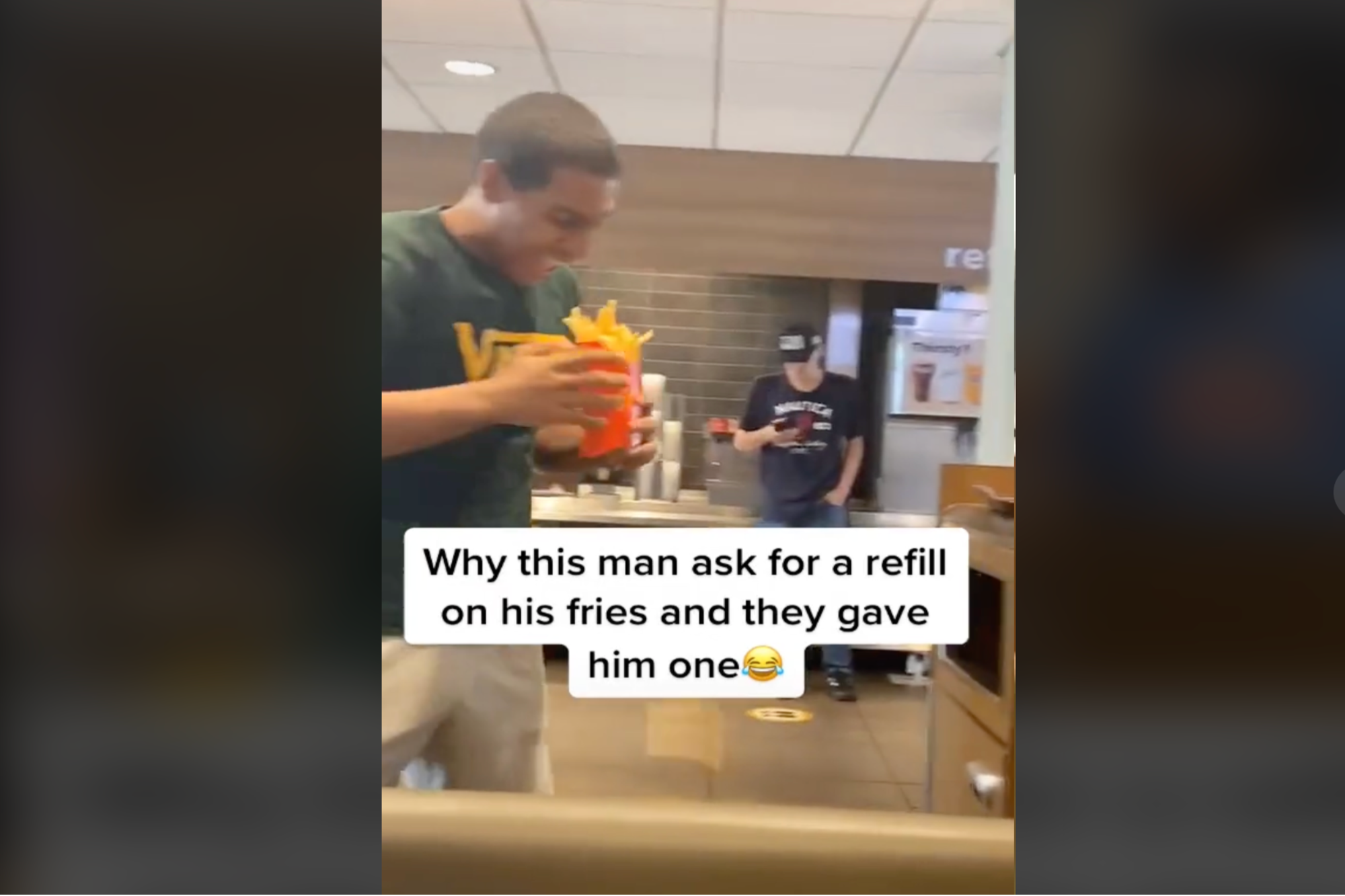 Viral Hack to Get Unlimited French Fry Refills at McDonald's Has Internet Going Wild: 'Turns Out They Have to Do This'