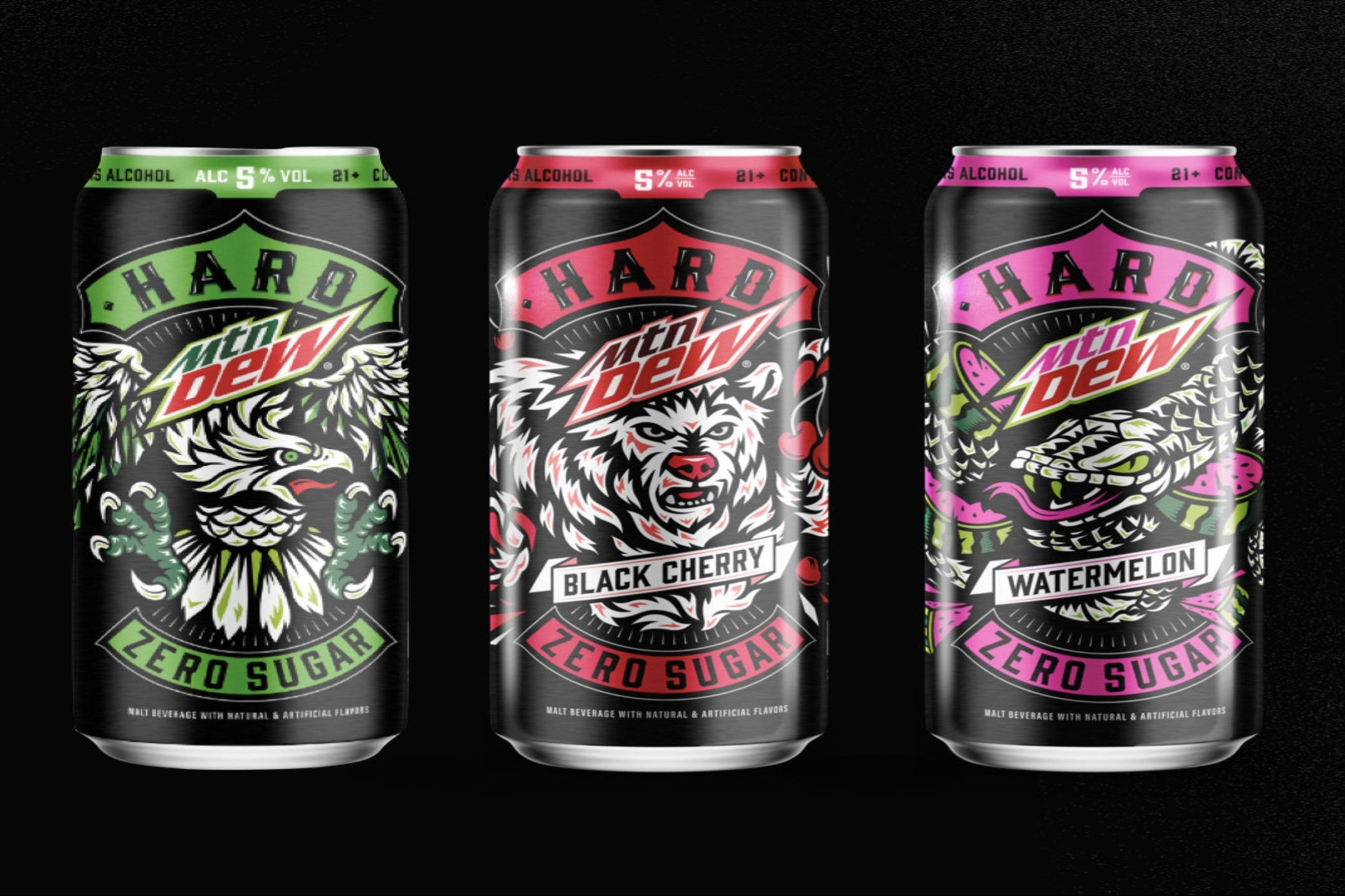 'The Beginning of the End of Our Republic': Mountain Dew Sends People Reeling After Announcing Its Foray Into the Alcohol Market