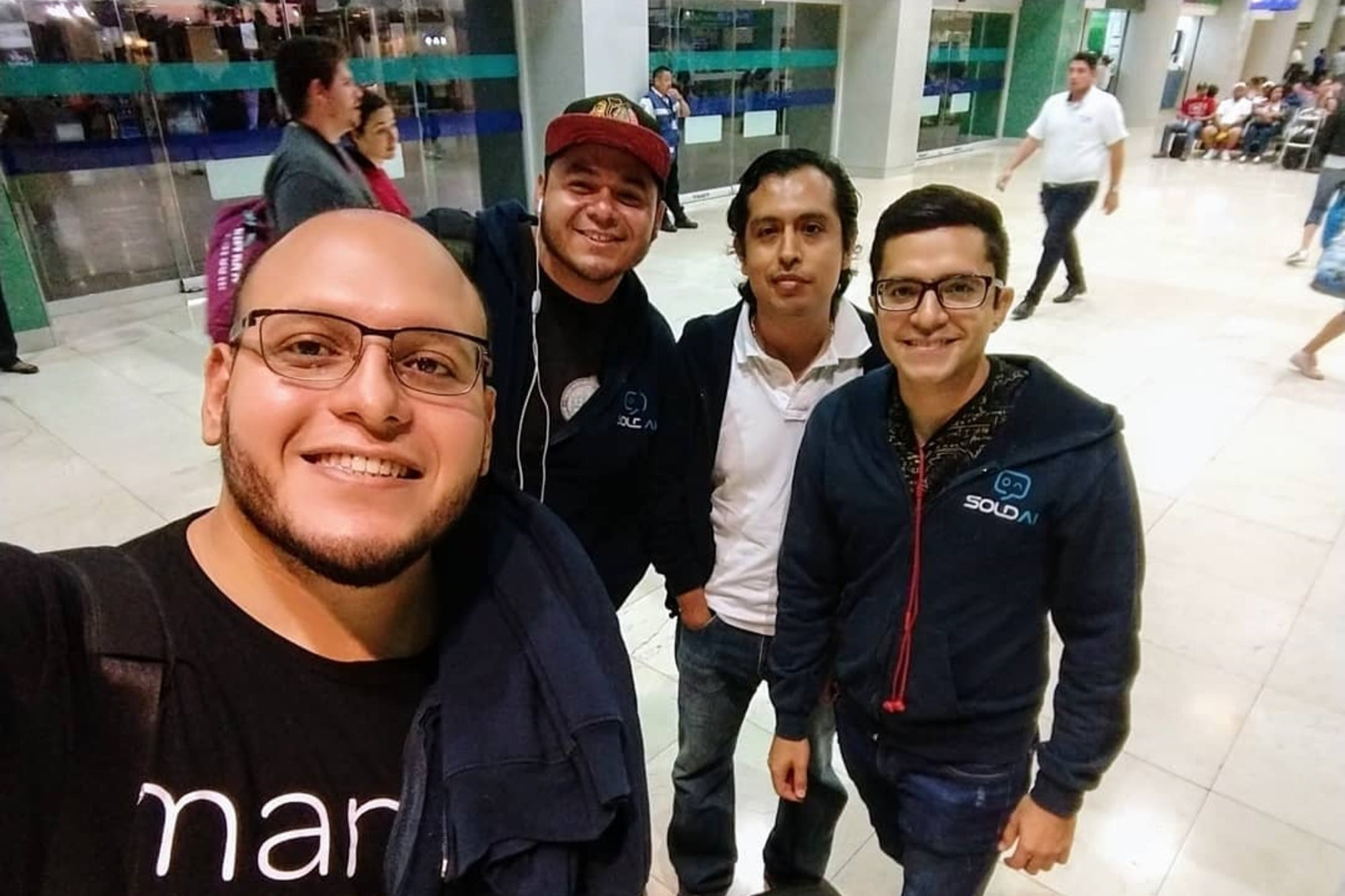 Mare! Yucatecans correct Google and are now part of their LATAM Cloud Accelerator