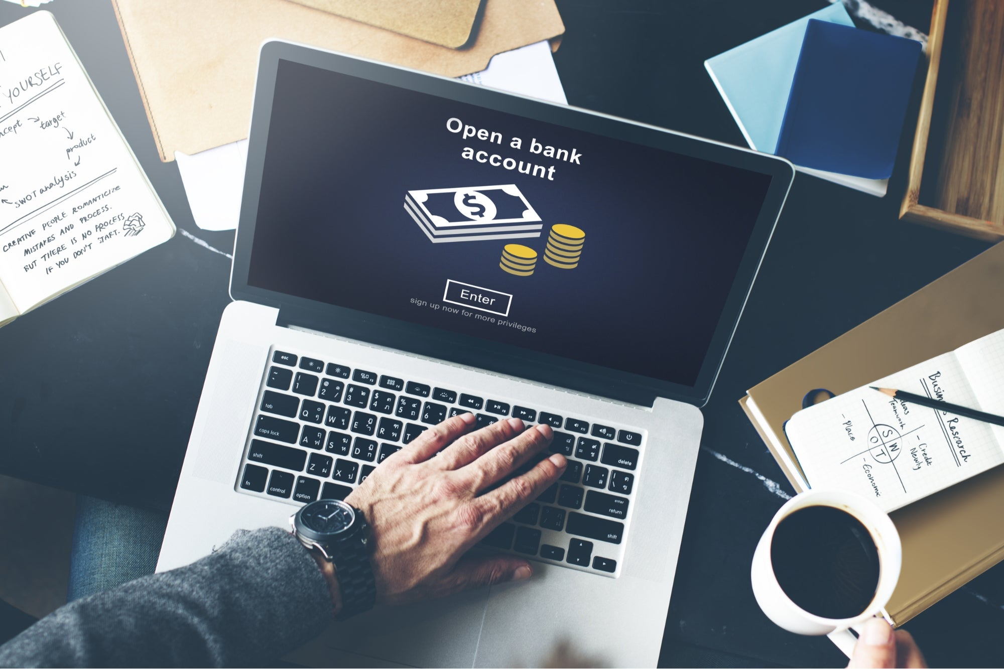 5 Items You Must Have to Open a Business Bank Account