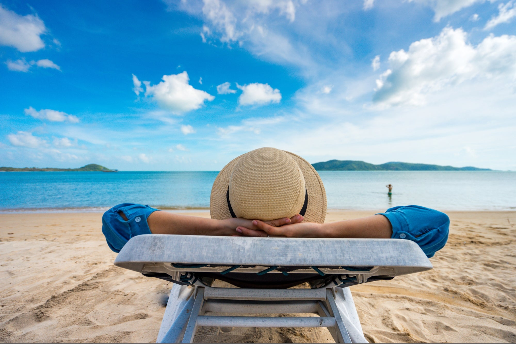 Why Do We Freak Out When People Take a 2-Week Vacation?