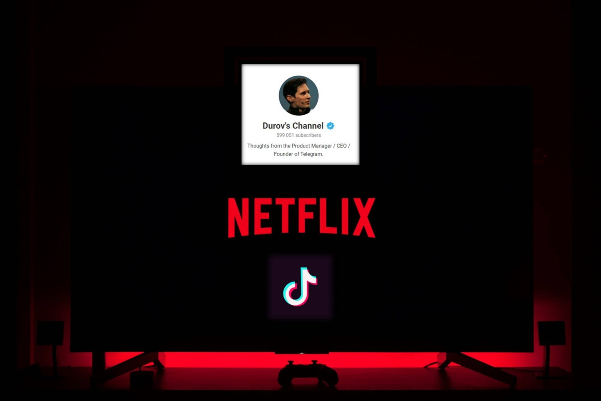 This is the reason why we must clear our mind of Netflix and TikTok content according to the founder of Telegram