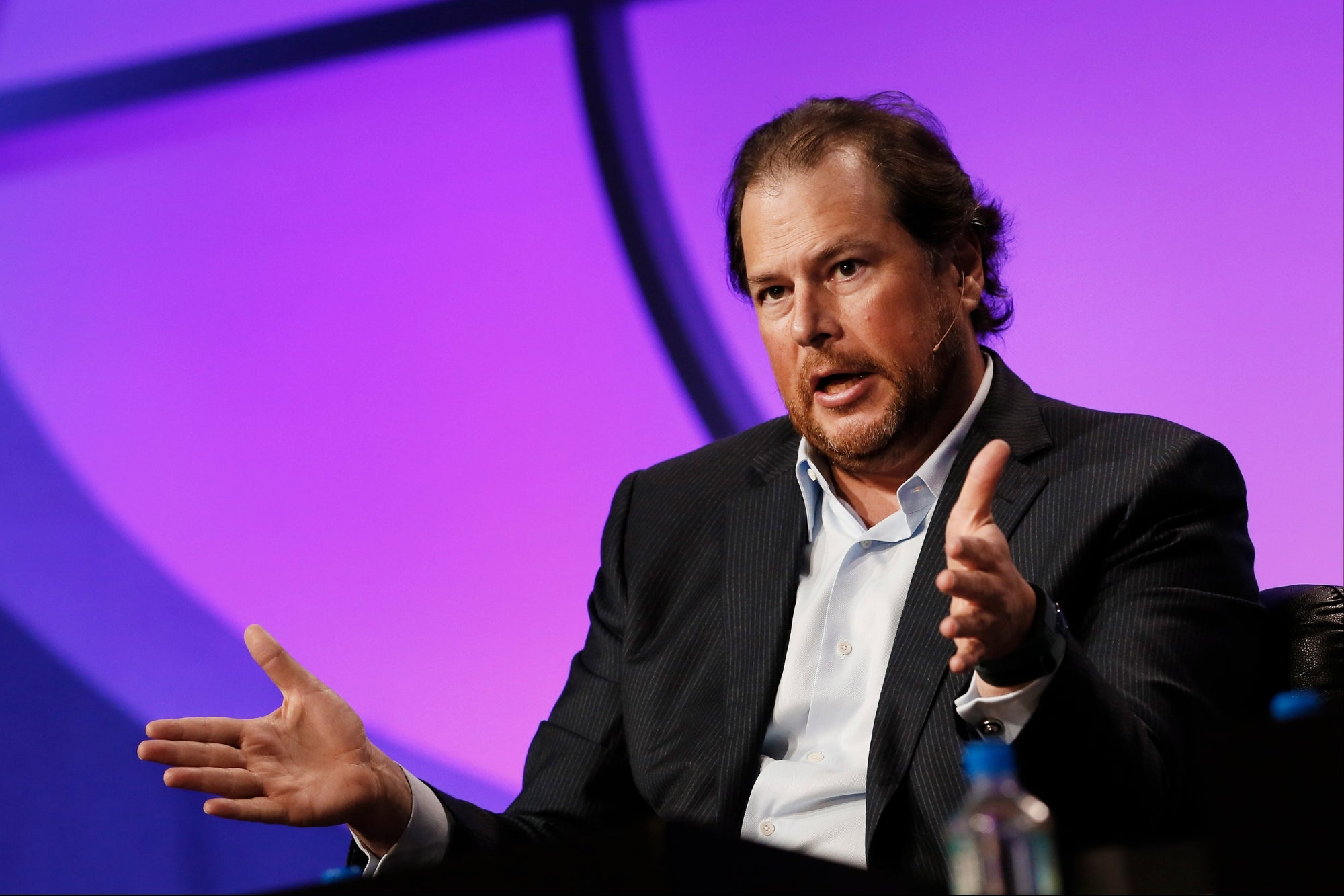 'Your Choice': Salesforce CEO Will Relocate Texas Employees Due to Abortion Ban