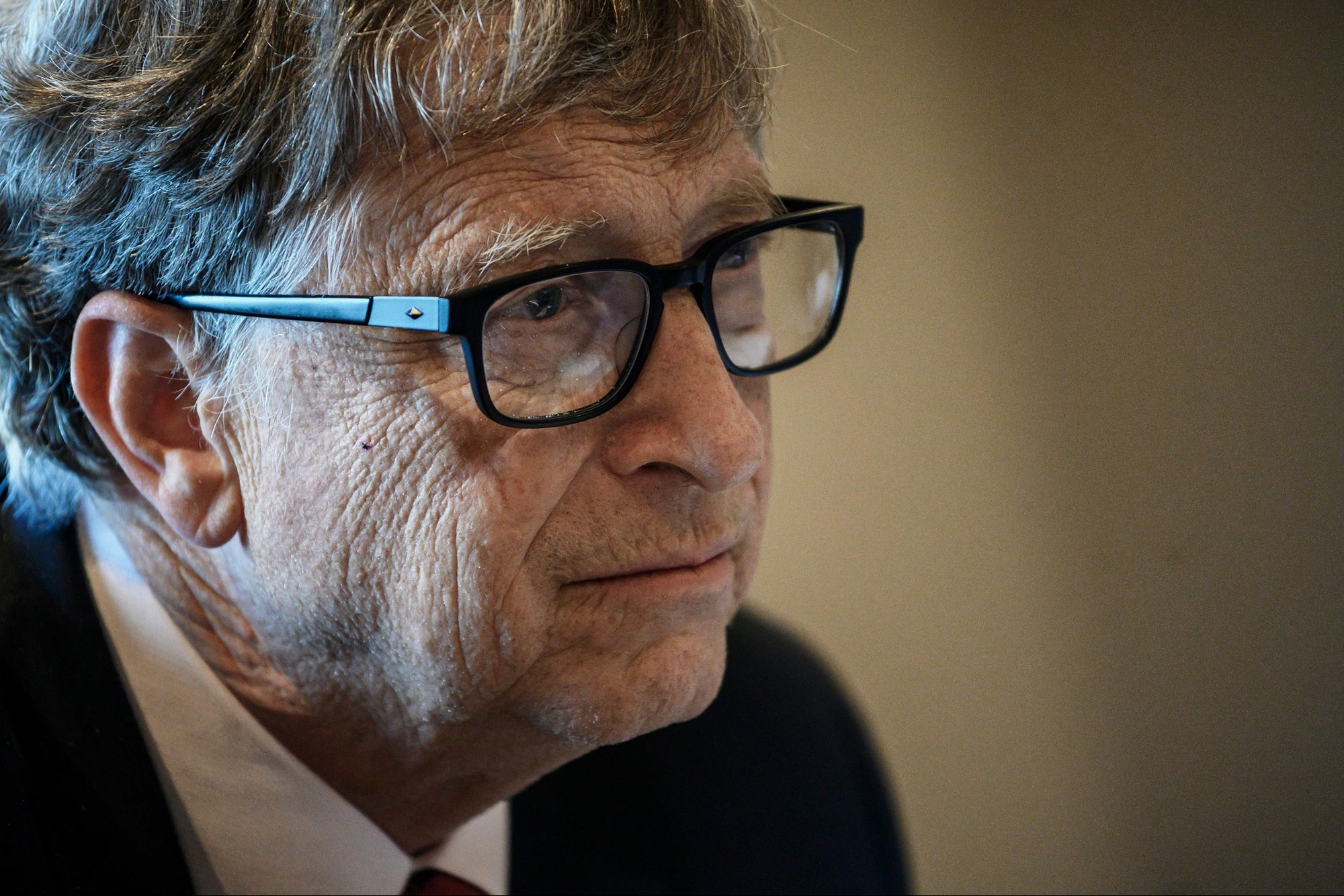 Bill Gates Gets Visibly Bothered When Pressed on Epstein Relationship: 'Well, He's Dead'