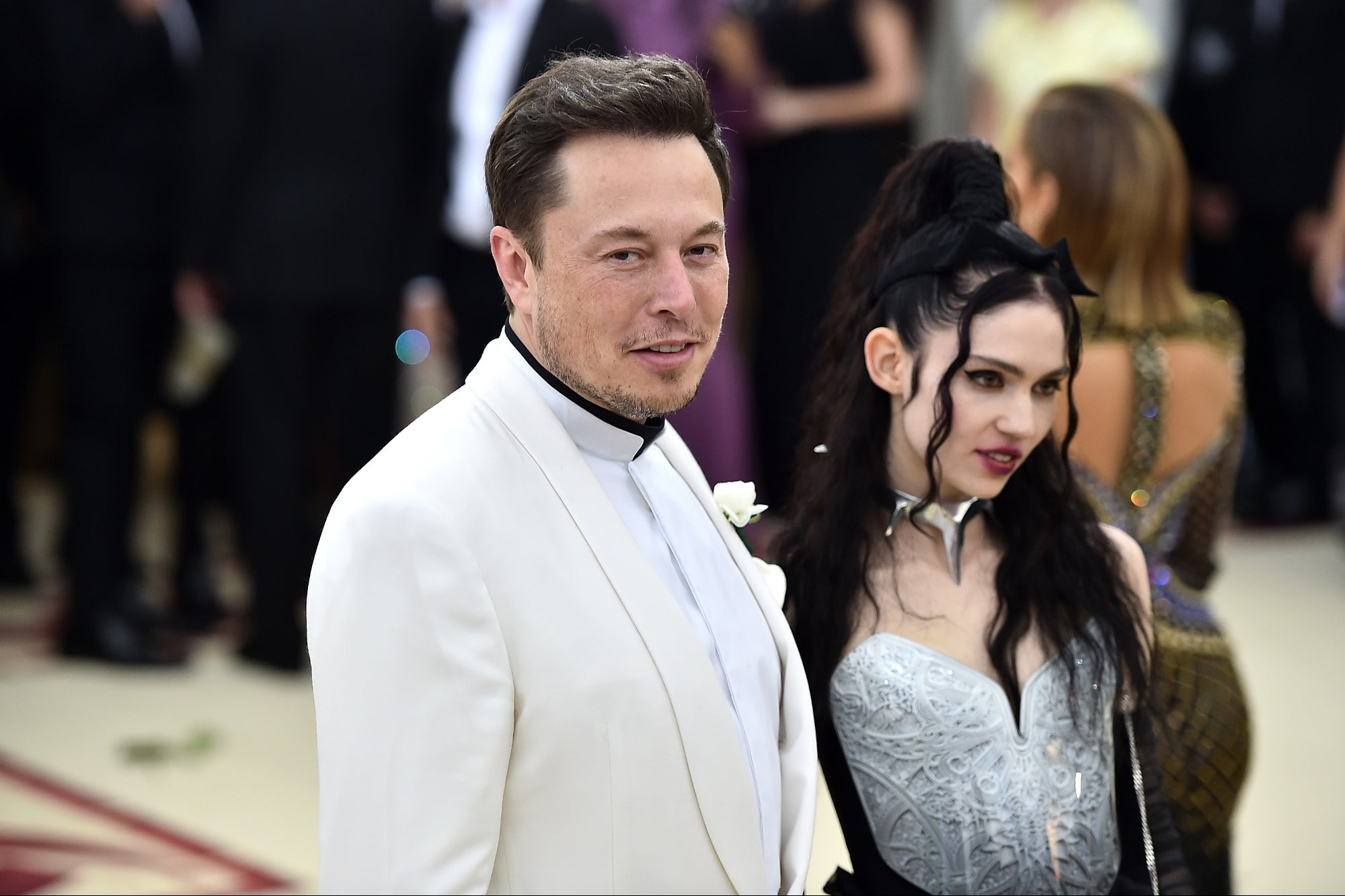 Elon Musk and Grimes Officially Split 'On Great Terms'