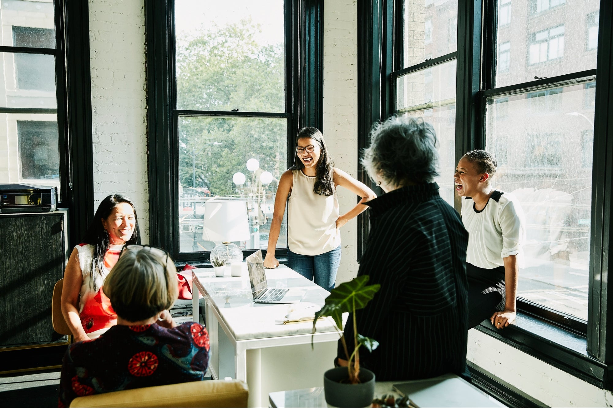The Future of Women at Work and Living a Passionate Life