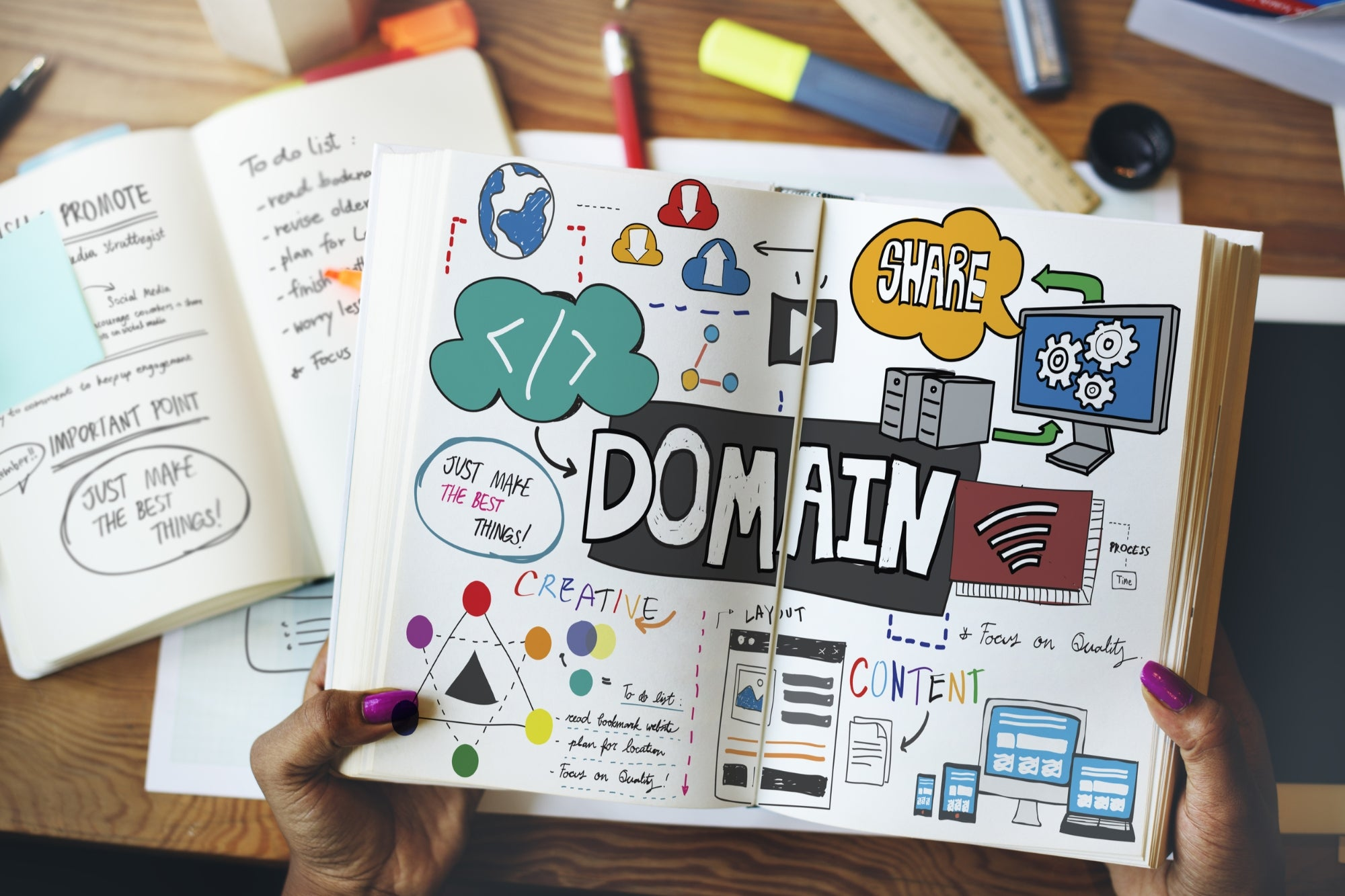 8 Elements to Consider When Picking Your Domain Name