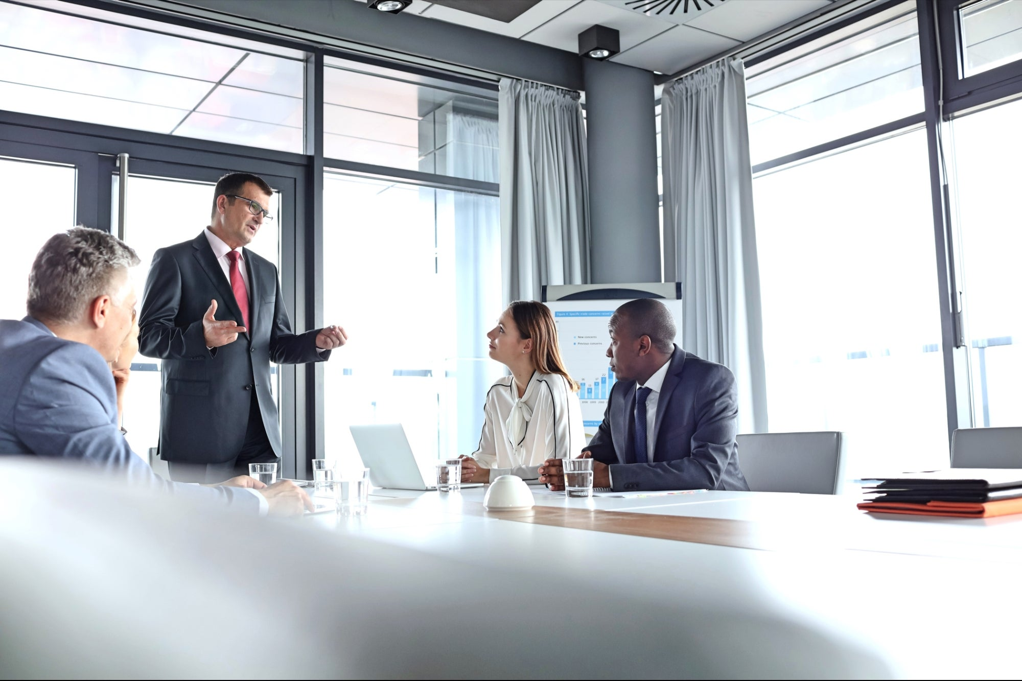 Business Leadership Lessons for Difficult Times