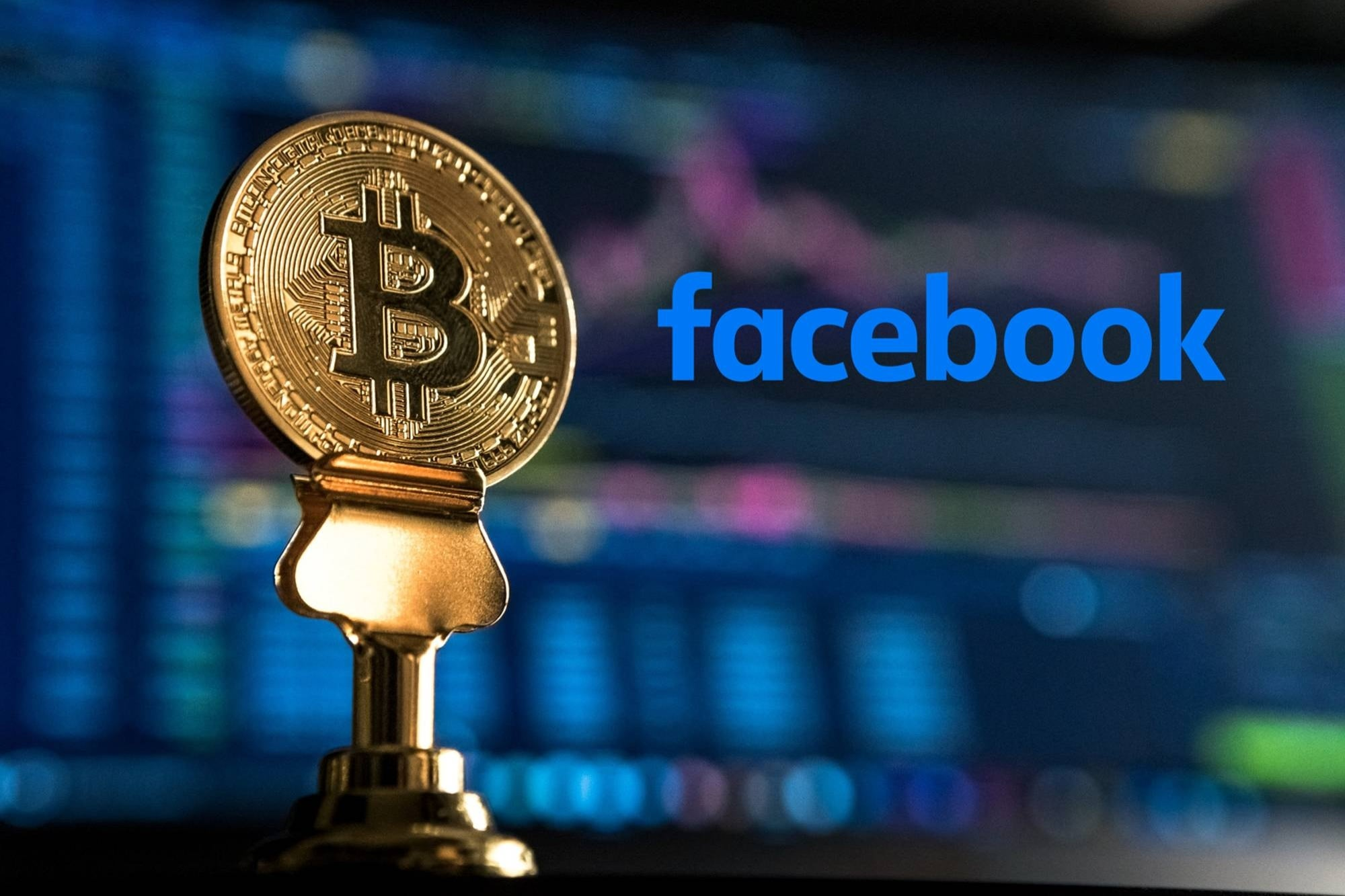 Bitcoin becomes more valuable than Facebook after the fall of the social network