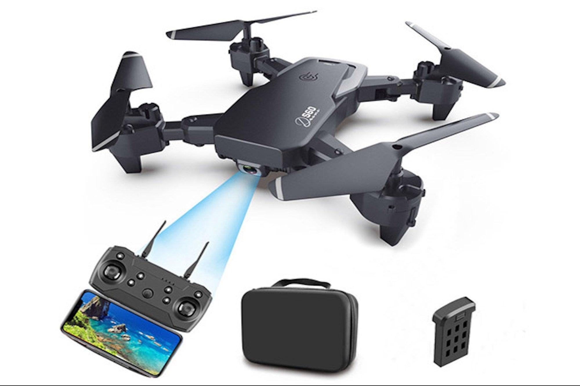 entrepreneur.com - Entrepreneur Store - Get Into Drone Piloting with This Budget-Friendly 4K Drone