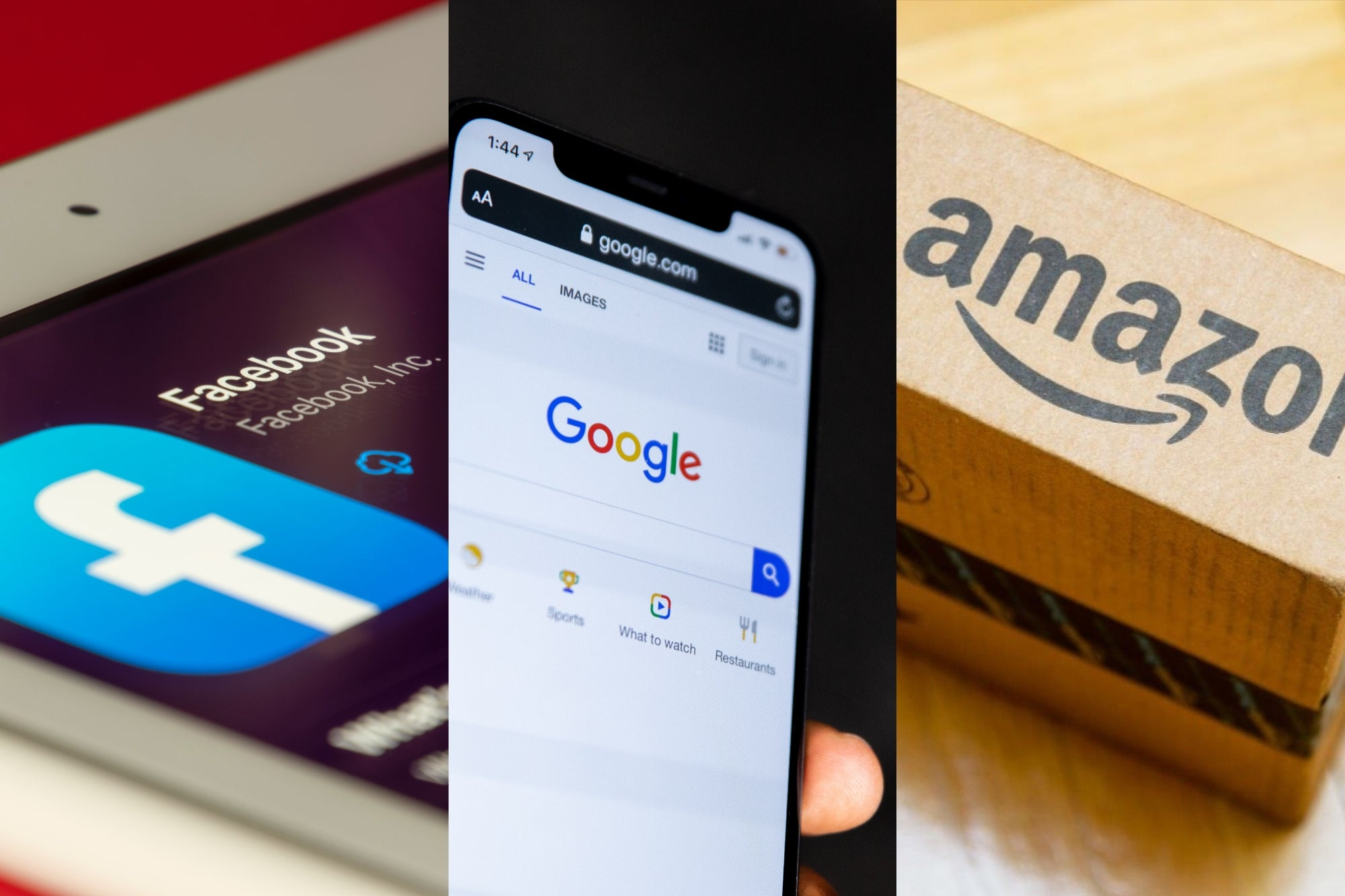 Big Tech like Amazon, Google and Facebook will be able to request and see your financial data