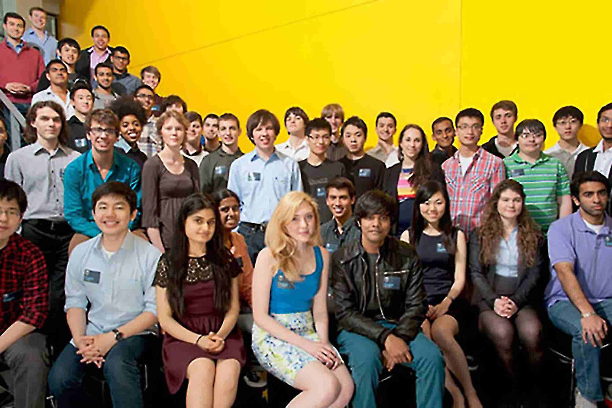 These 20 Teenagers Are Getting $100,000 Each to Drop Out of School and Become Entrepreneurs