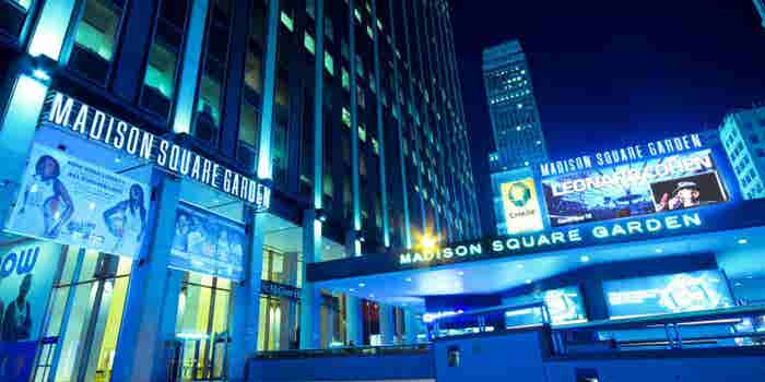 Madison Square Garden to Explore Splitting Into Two Companies
