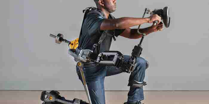 This Mighty Exoskeleton Can Give You Superhuman Strength (Sort Of)