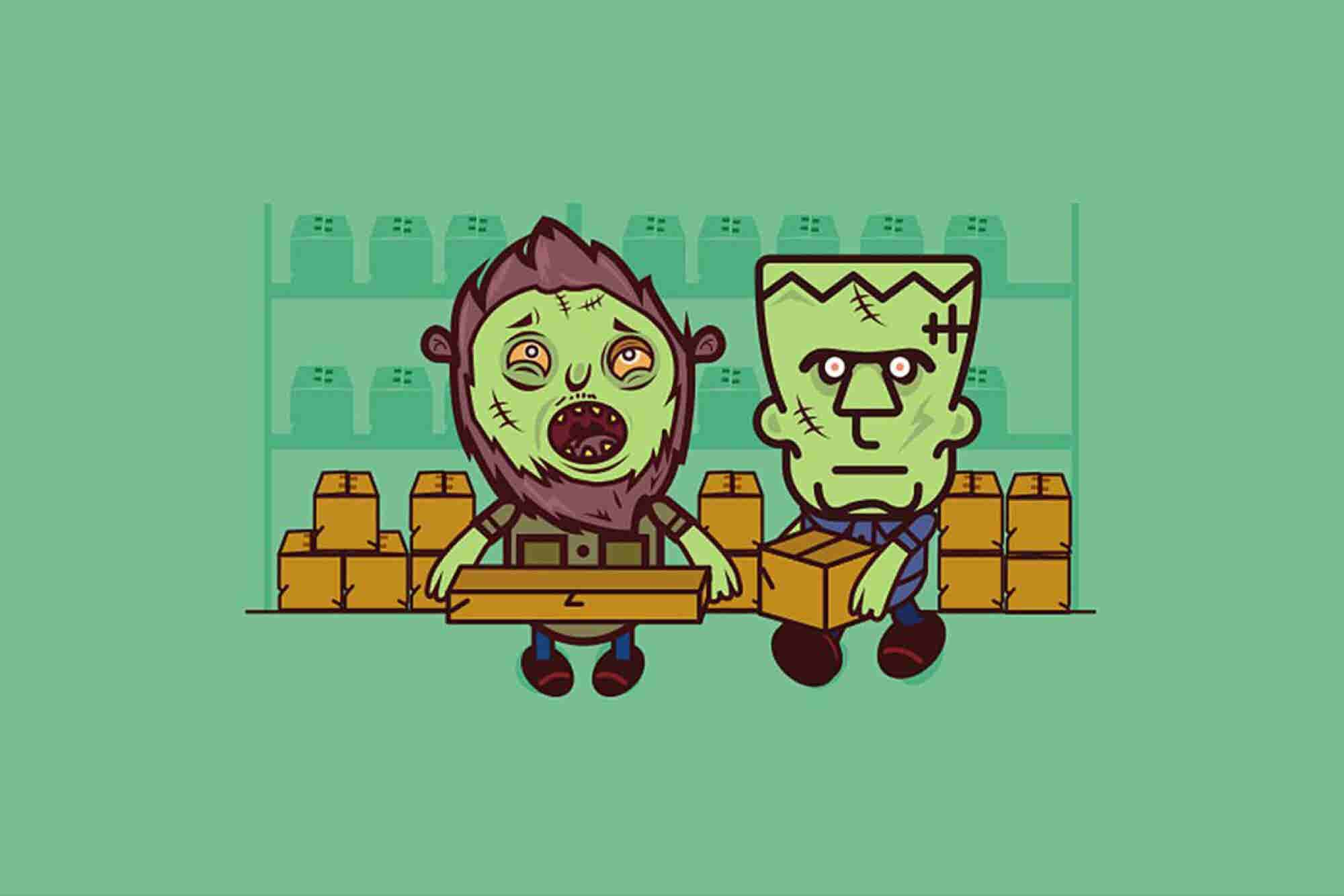 Rid Your Business of Zombie Stock Before the Holidays