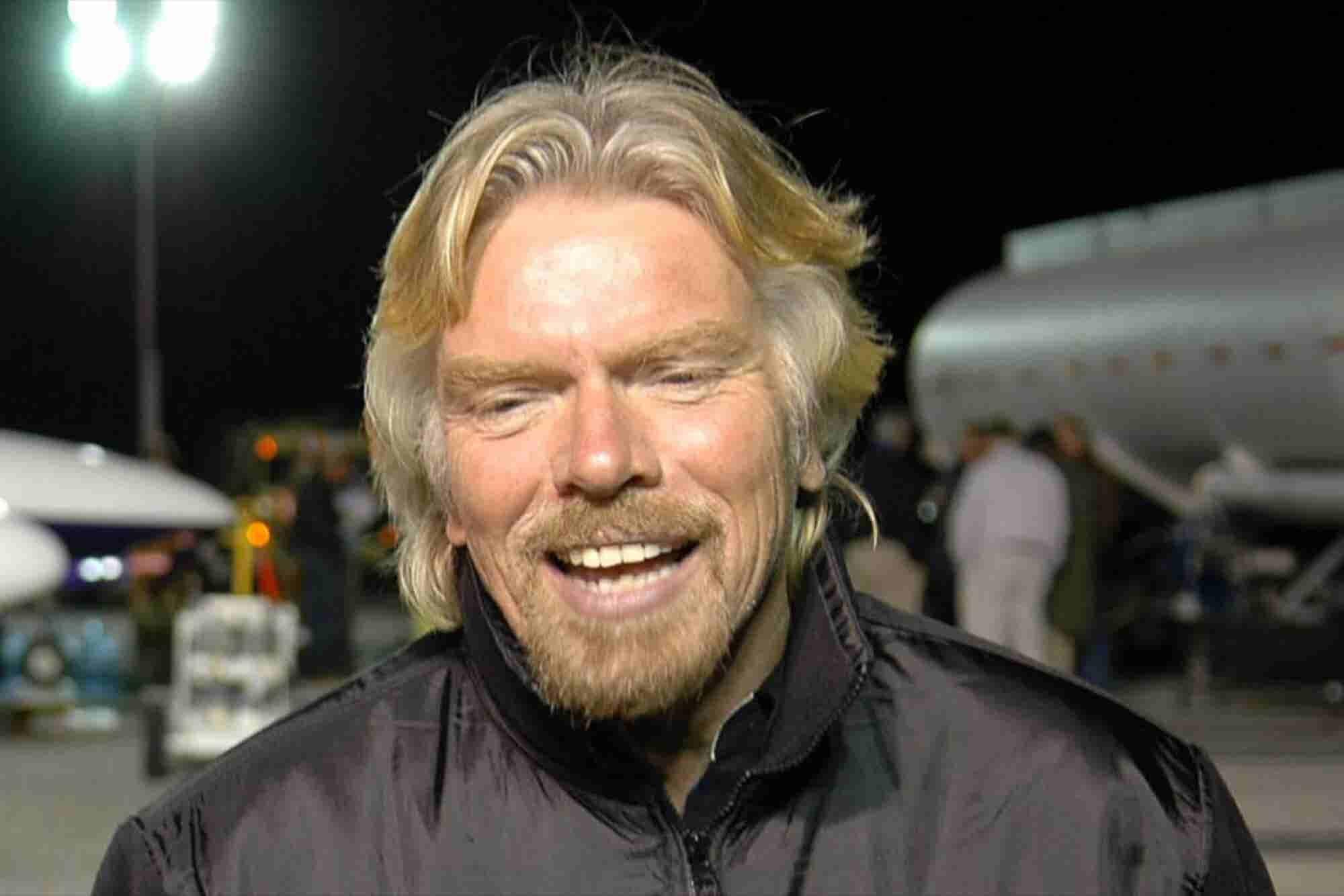 The World Needs More of Richard Branson's 'Hubris'