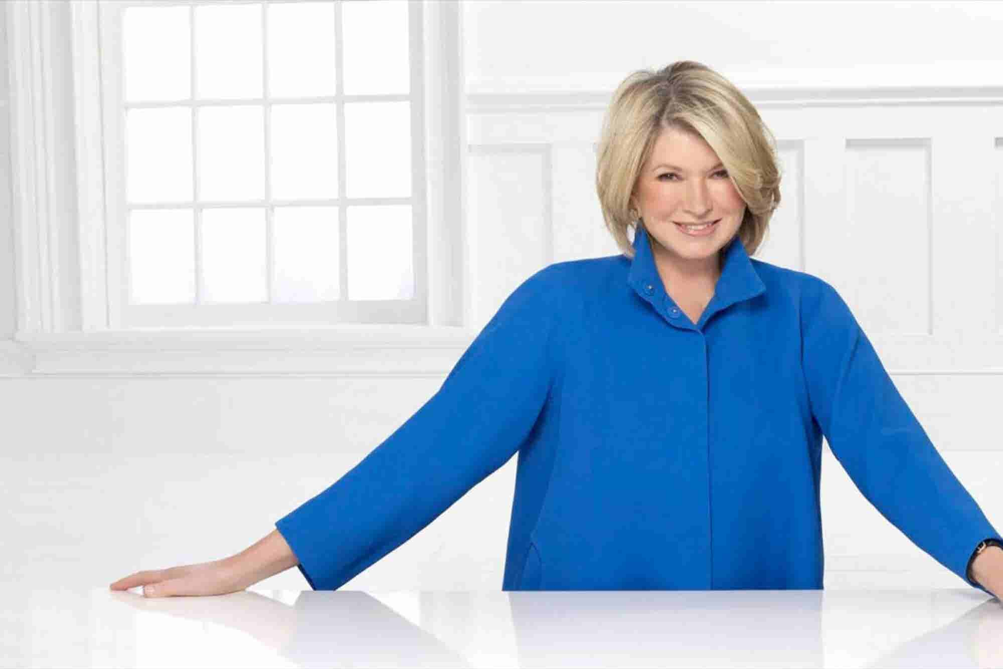 Martha Stewart: America Needs More Entrepreneurs