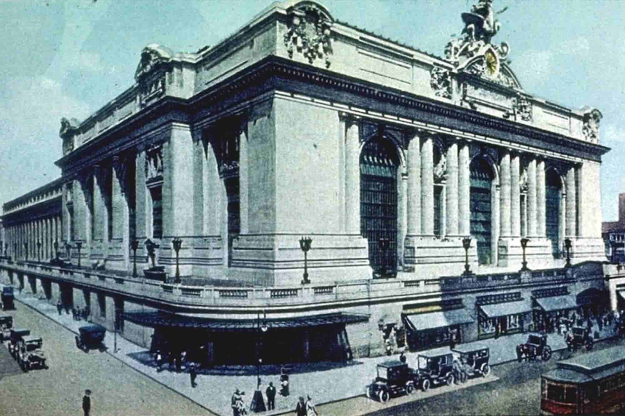 Built for Business: Midtown Manhattan in the 1920s