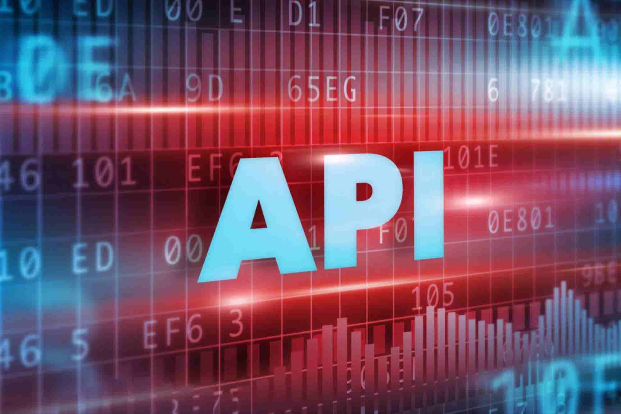 The Three Letters That Could Change Your Business: API