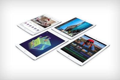 Apple's iPad Air 2 Is Best for Work, Not for Play
