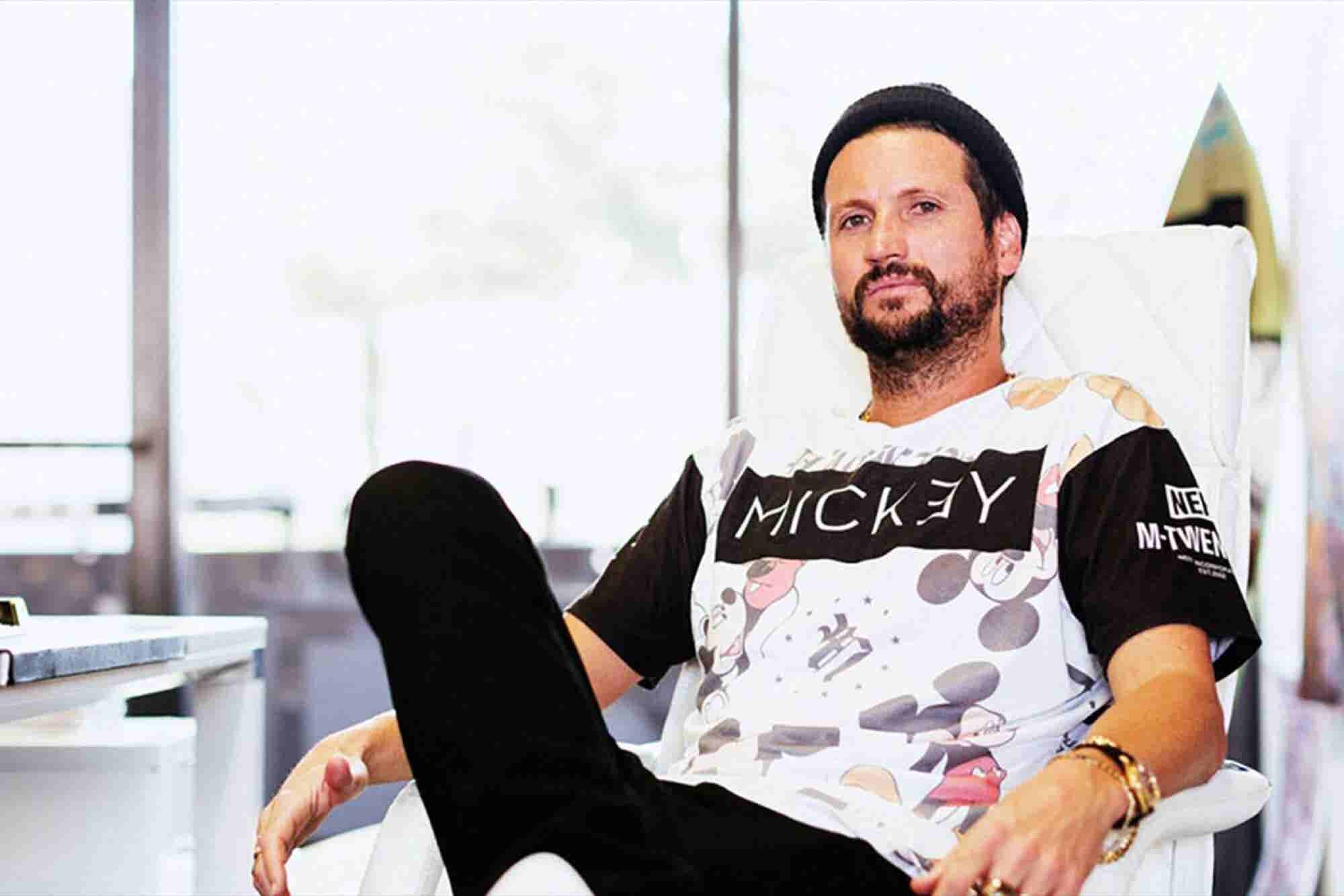 Beanies, Tees and Steez: How Shaun Neff Built a $100 Million Business Out of His Backpack