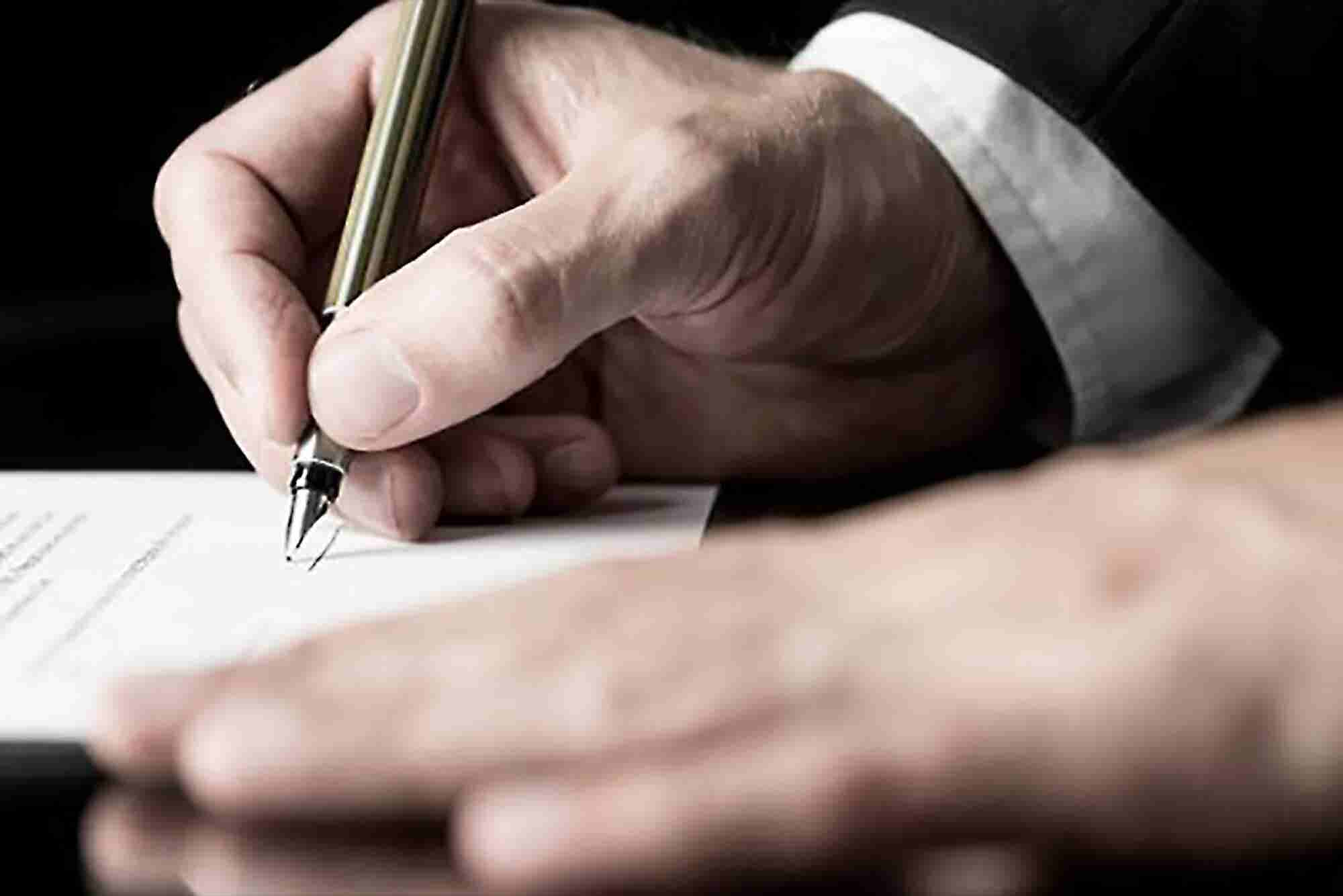 Get Business Agreements in Writing