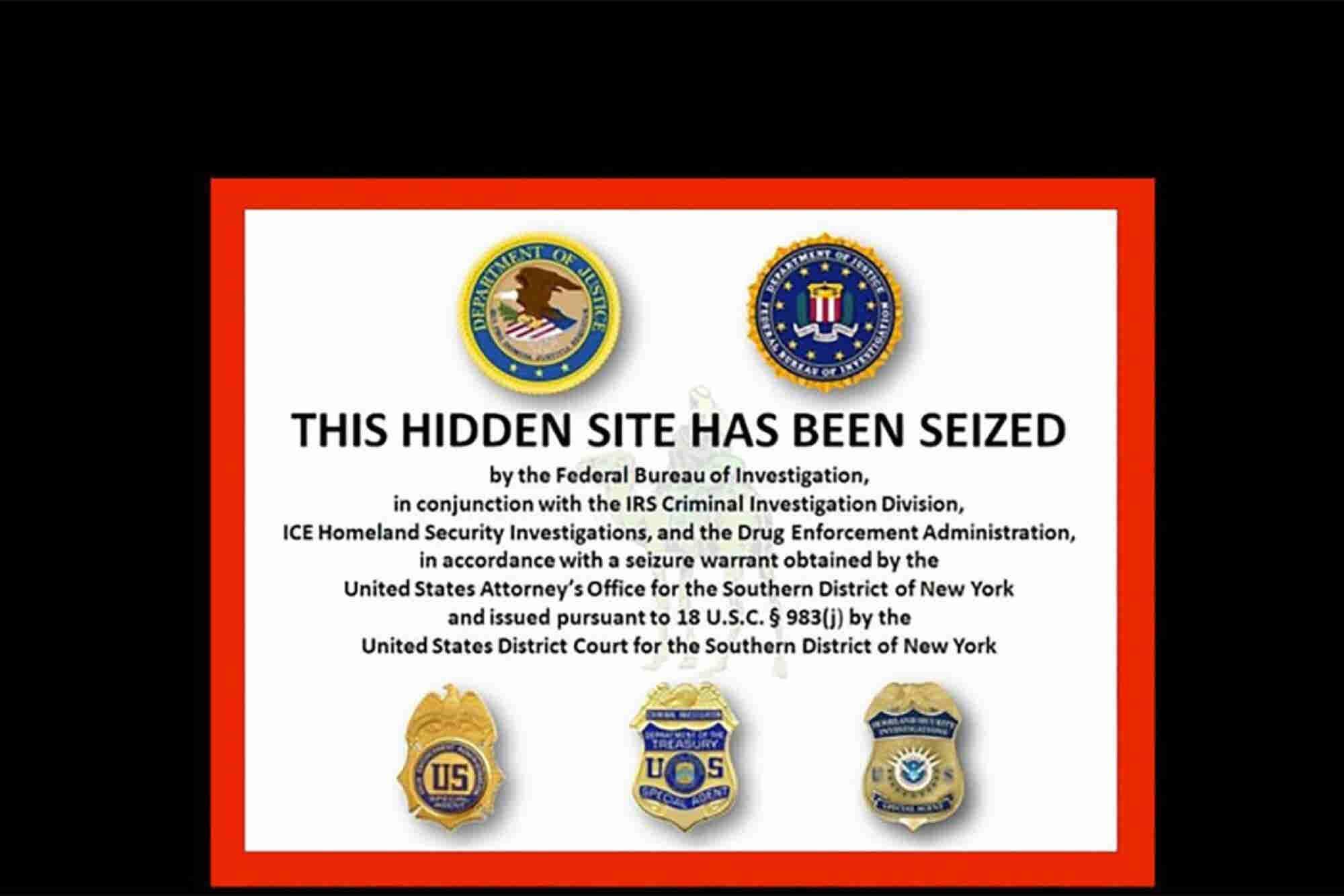 U.S. Shuts Down Silk Road 2.0 Website