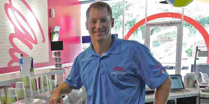 The High-Energy Life of a Smoothie Franchisee