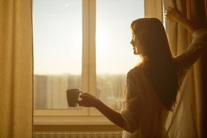 It Only Takes Five Minutes to Become a Morning Person