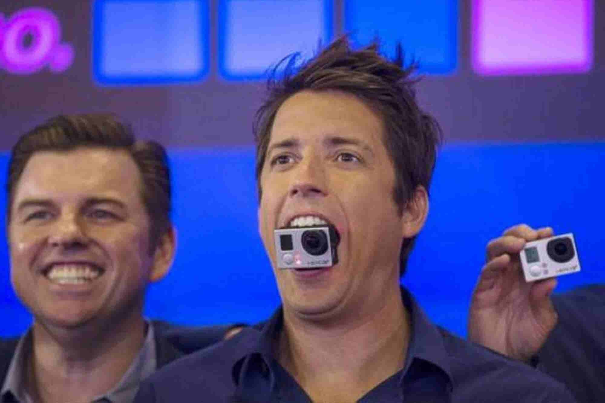 GoPro Launches $800 Million Offering