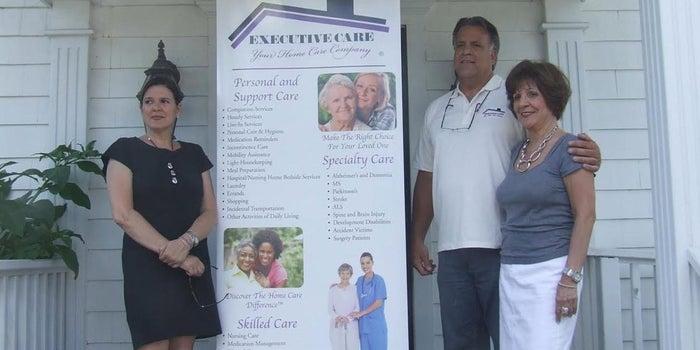 Family of Restaurateurs Sign On as Senior Care Franchisees