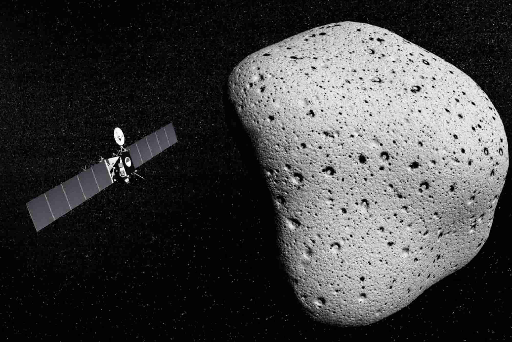 What You Need to Know About the Comet Probe Landing Tomorrow