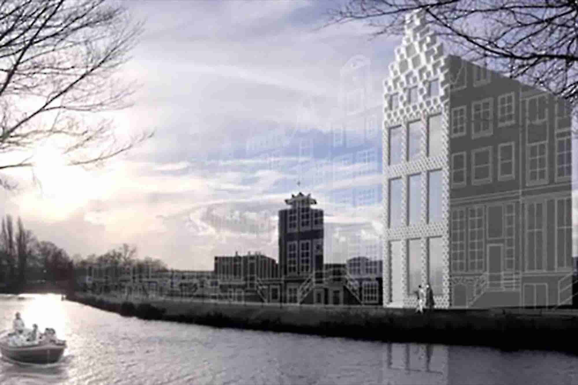 From Eye Shadow to Entire Houses: 7 of the Craziest 3-D Printed Creati...