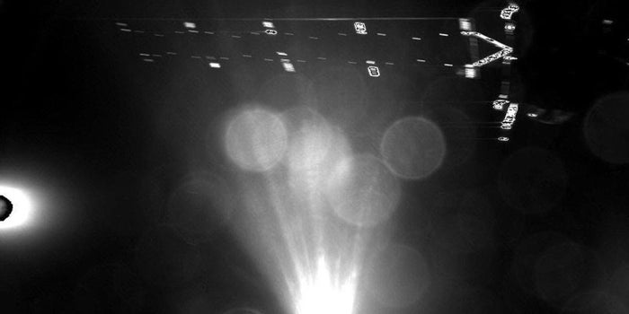 Europe Makes Space History as Probe Lands on Comet