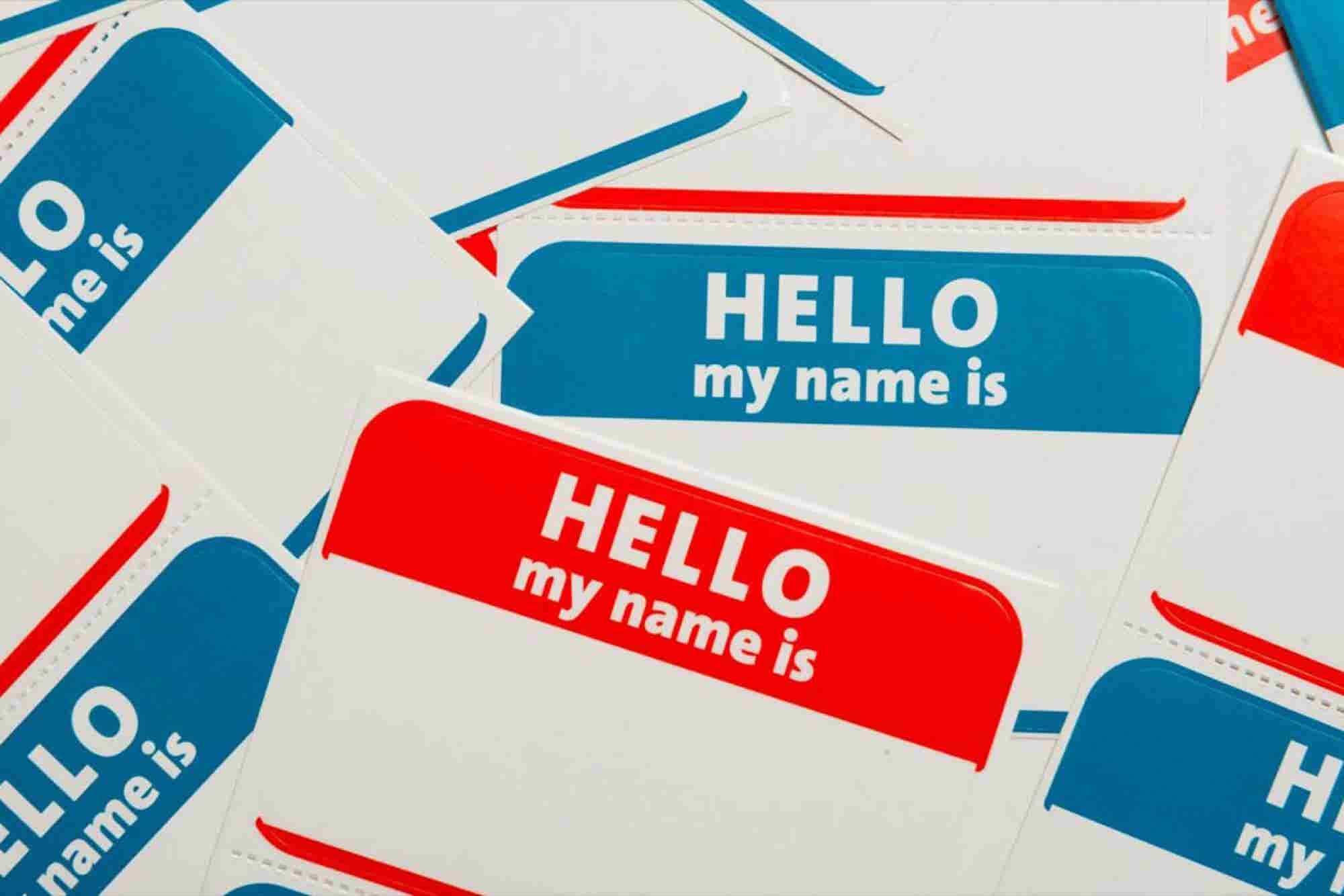 Here's Everything That Can Go Wrong Naming Your Startup and How to Avoid It All
