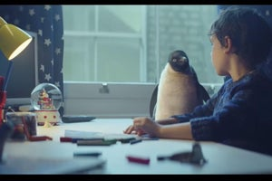 There's an Epic Battle of Christmas Commercials Unfolding in the U.K.