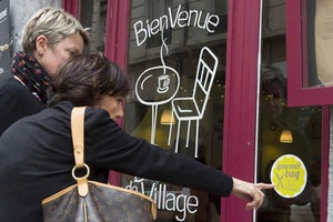 Why France Is Rebranding the 'Doggie Bag'