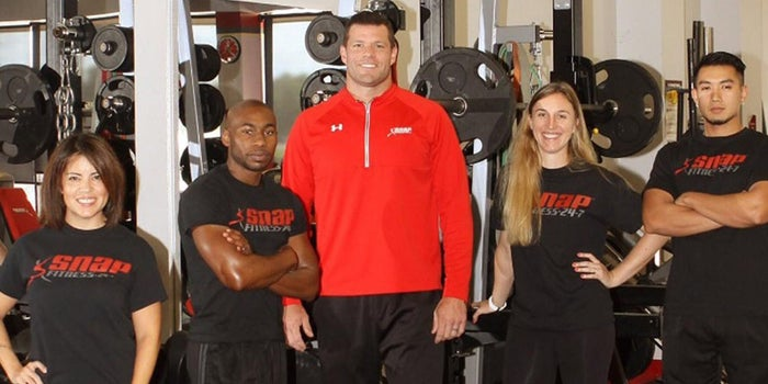 From Pro Football to Fitness Franchisee
