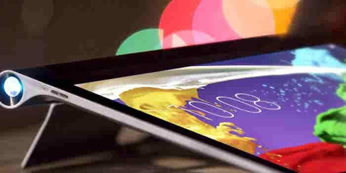 Lenovo Introduces Yoga Tablet 2 Pro