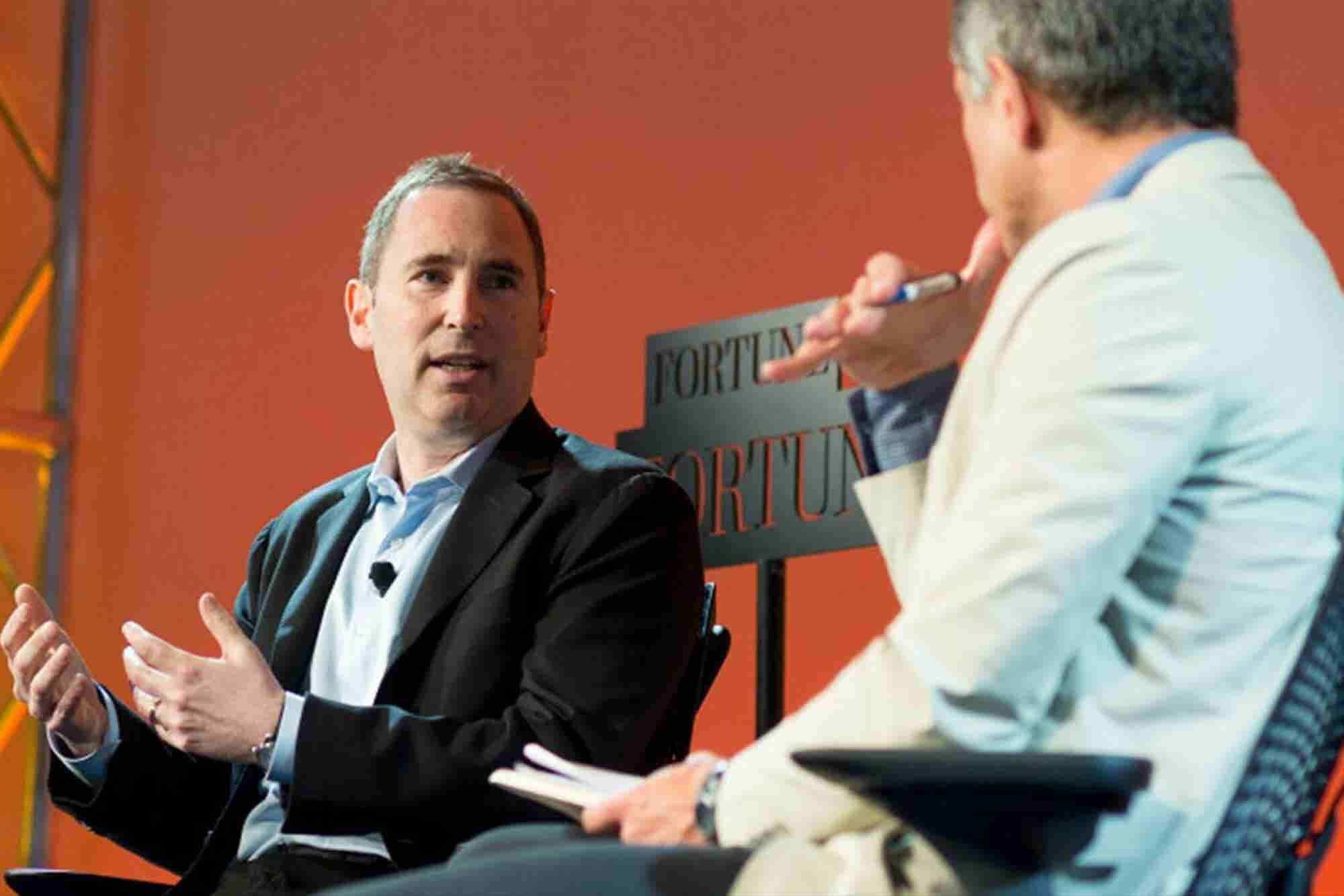 For Amazon, Cloud Wars Heat Up