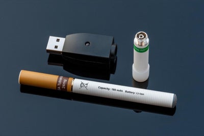 E-Cig Chargers Could Infect Computer With Malware