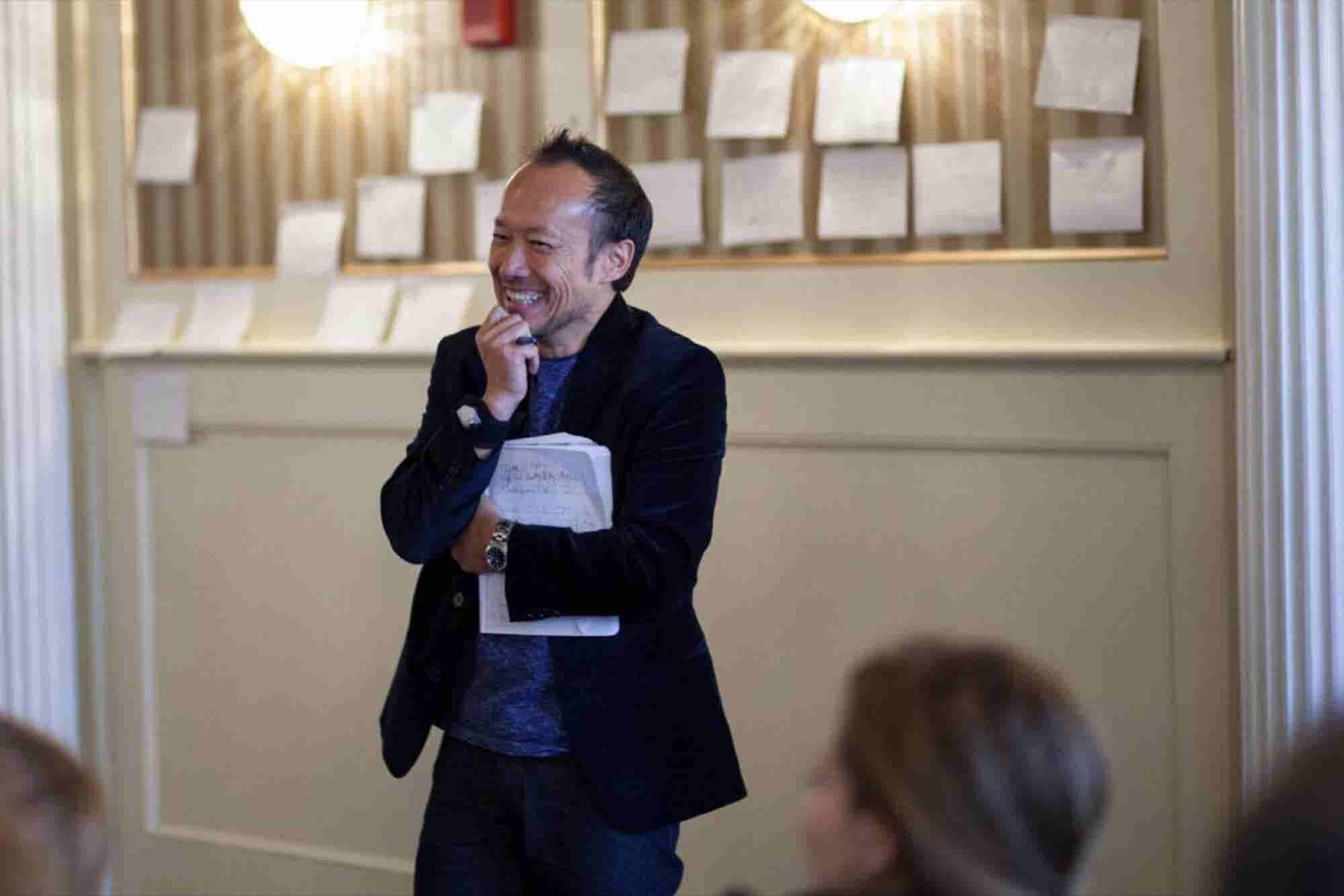 Google Creative Lab's Robert Wong On the Power of Empathy in Tech Adve...