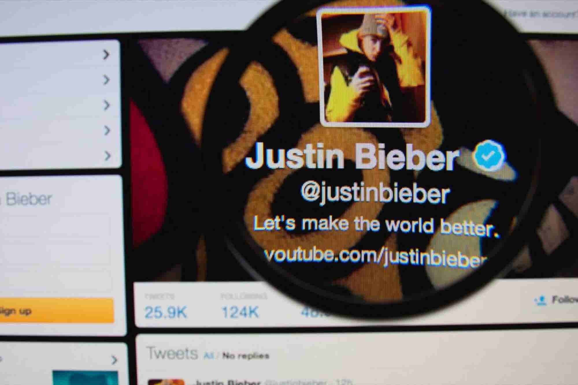 Twitter Reportedly in Talks to Acquire Shots, the Bieber-Backed Selfie App